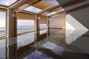 Sonnenschutz und Fensterdeko